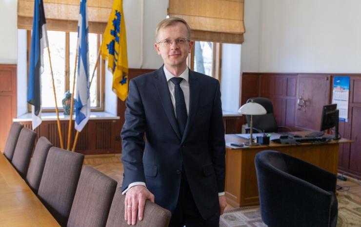 Tiit Terik: Tallinnalt tunnustuse saanud on eeskujuks kõigile