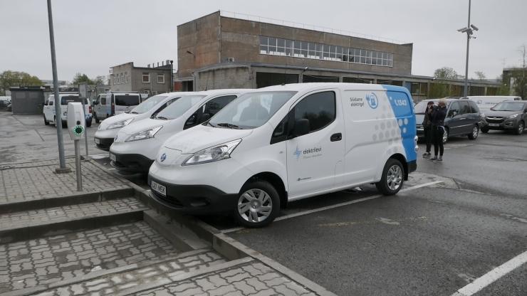 VIDEO! Elektrilevi hakkab kasutama elektriautosid
