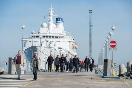 Laupäeval külastab Tallinna üle kahe tuhande kruiisituristi