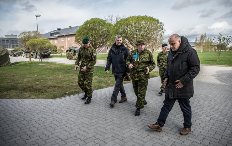 VIDEO! Kaitseminister Luik: Kevadtorm on erakordselt oluline