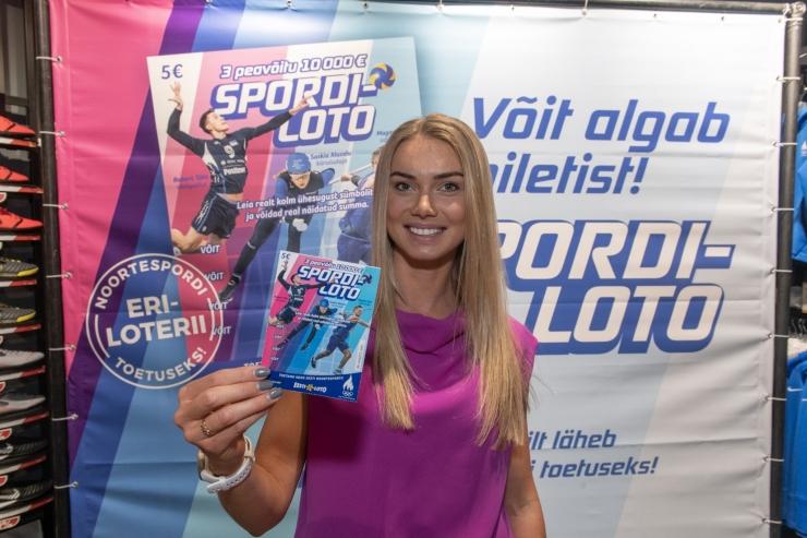 FOTOD: Tänasest on üle Eesti müügil kauaoodatud Spordiloto