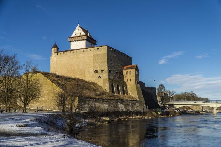 Narva tõstis kultuuripealinnaks kandideerimise panuseid