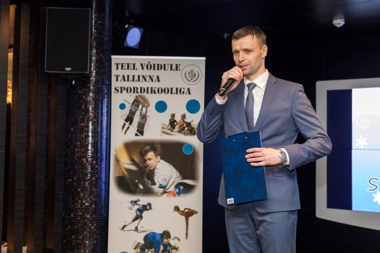 Tallinna Spordikool on rekordite ja medalite kasvulava