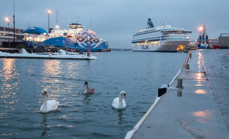 Tallinna volikogu esimees: tallinlased ei pea ühe laevafirma ärihuvide nimel kannatama!