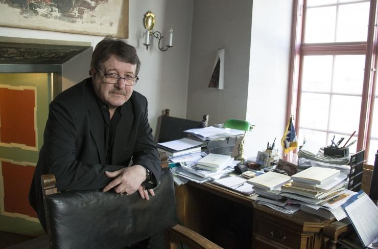 Boris Dubovik: muinsuskaitseseduse järgi nõuame rohelise muru taastamist