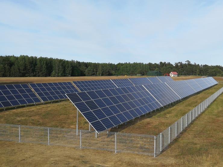 Enefit Green: päikeseenergia on tulevik, milleks valmistume juba täna