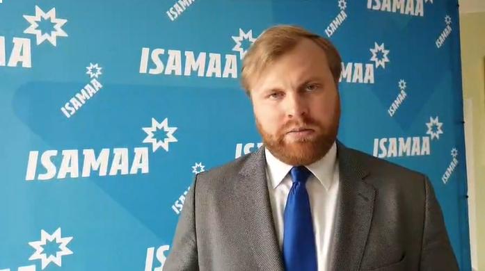 VIDEO! Isamaa teine esimehe kandidaat avab kaarte