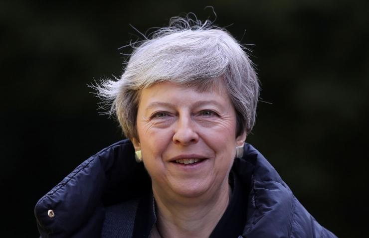 Kas Theresa May taandub juba järgmisel nädalal?