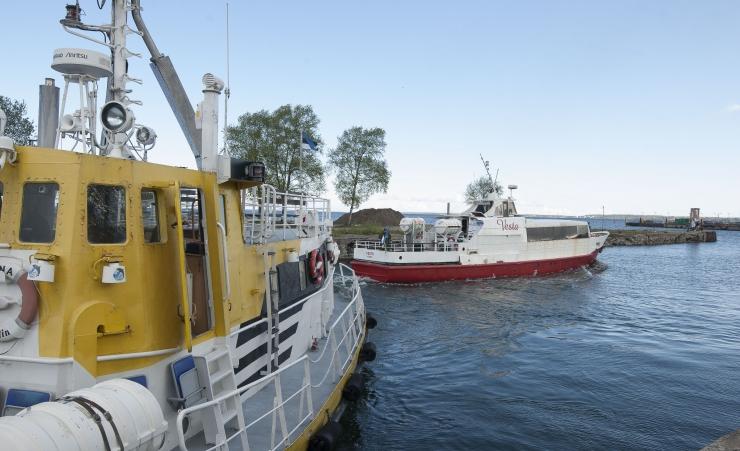 Reedel alustab Tallinn-Aegna-Tallinn laevaliin