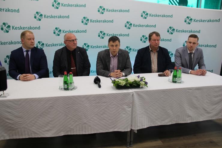 Keskerakond nimetas Tallinna linnaosa vanemate kandidaadid