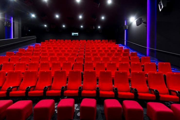 Forum Cinemas näitab Eurovisiooni suurelt ekraanilt
