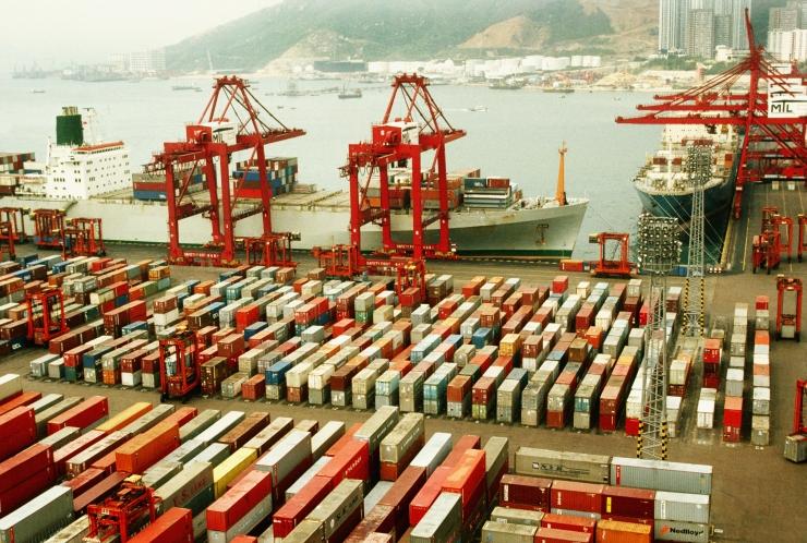 Kaubanduskonflikti eskaleerumine ohustab ka Eesti majanduskasvu