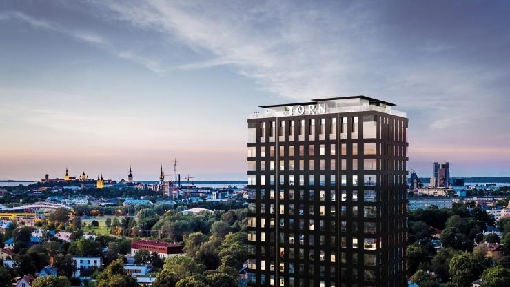 Eesti kalleim, kolm miljonit maksev korter tuli müüki