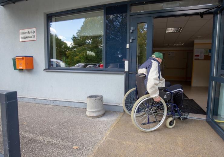 Minister Kiik: ligipääsetavus hoonetele ja teenustele on paranemas
