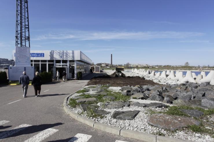 Tallinna Sadam otsib ideekonkursiga lahendust Vanasadamasse