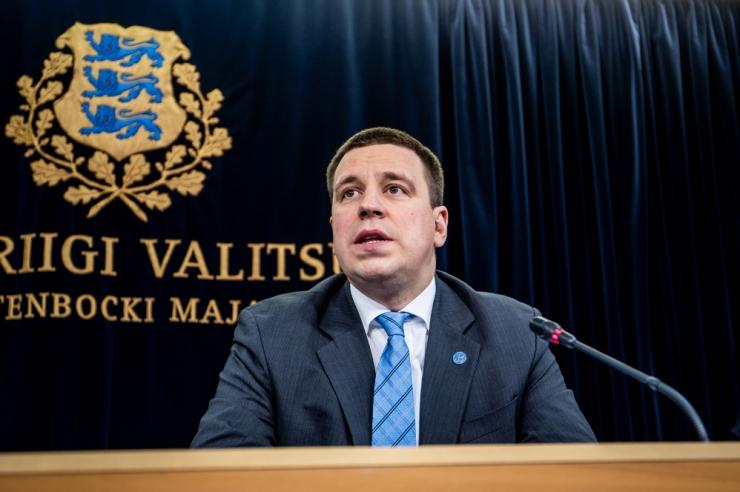 VIDEO! Jüri Ratas: Reformierakond hakkab umbusaldama ühte teise erakonna Euroopa Parlamendi valimiste esinumbrit - tsirkus missugune