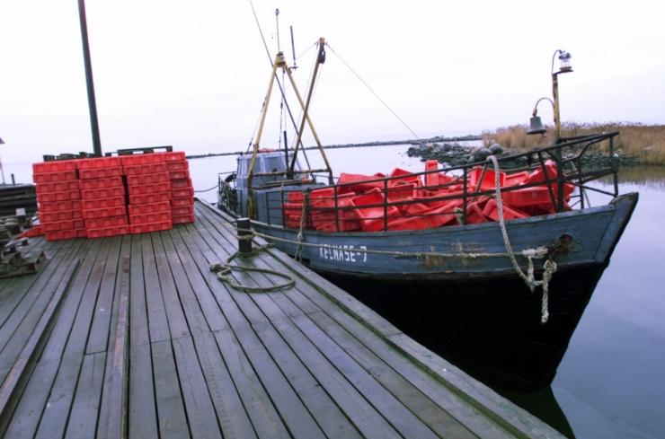 Eesti saadab Kaliningradi kalalaeva intsidenti lahendama konsuli