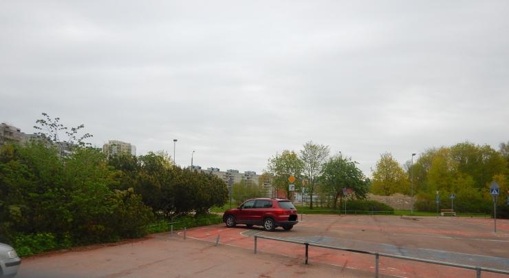 Keset laste liikluslinnakut parkinud juht oli teavituslipiku pärast maruvihane