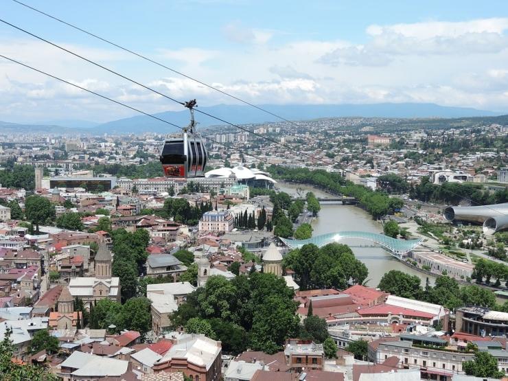 Eesti ettevõtjad võivad Tbilisisse rajada Eesti kooli