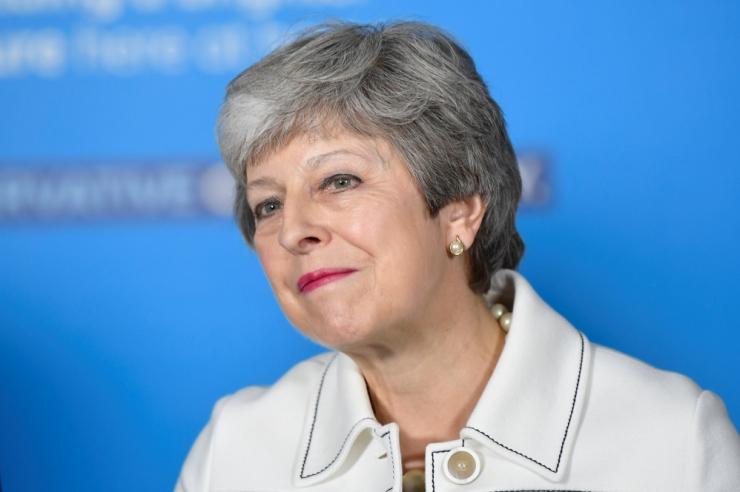 Ühendkuningriigi parteiülesed Brexiti-kõnelused lõppesid tulemusteta