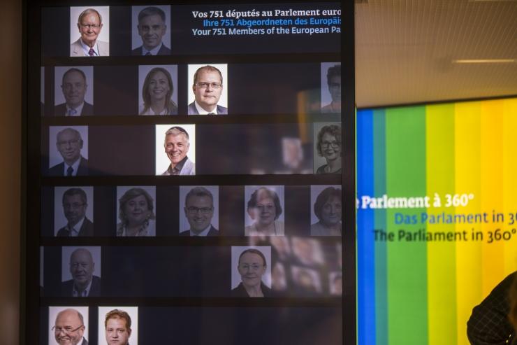 Tallinnas käis kahe päevaga Euroopa Parlamenti valimas 5060 inimest