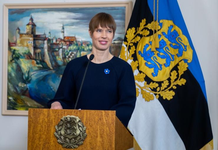 Kaljulaid: Gruusia peaks olema kaasatud kõnelustesse Euroopa Liidu laienemise üle