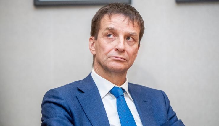 Hansson rahapesuskandaalist: Eesti ametivõimud olid tasemel