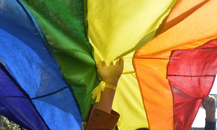 Ühendus: EL-is on seksuaalvähemuste õigustega olukord halvim Lätis