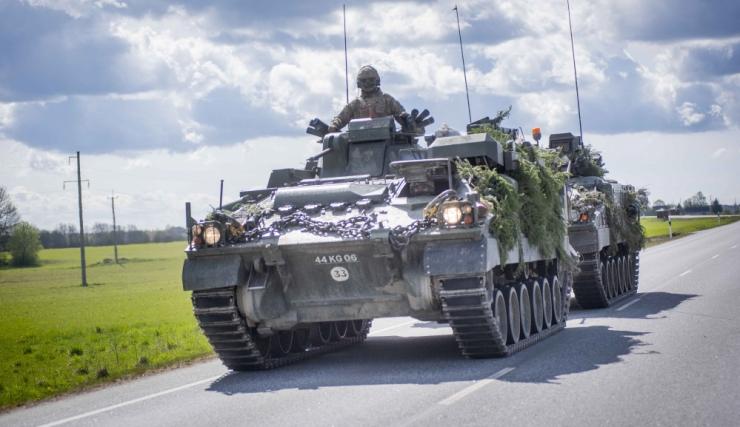 NATO abipeasekretär: meie võime NATO-t kohandada on olnud rabav