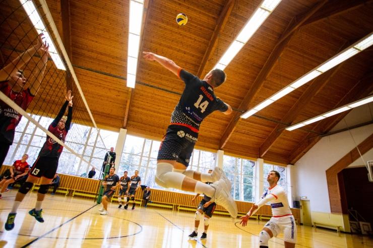 Tallinna spordikool ootab uusi õpilasi