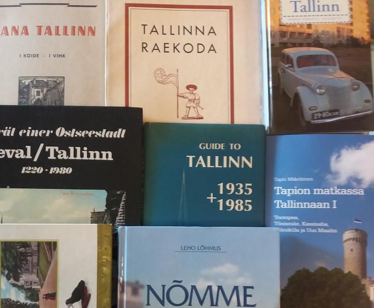 Tallinna 800. sünnipäeva raamatunäitus