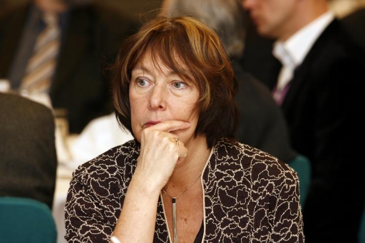 Maimu Berg: kurb, et Eesti on praegu nii lõhki