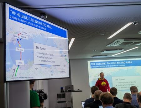 Valitsus arutab Tallinna-Helsingi tunneli eriplaneeringut