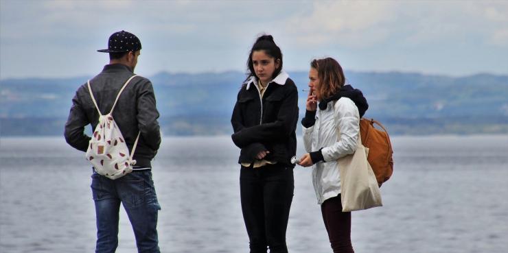 Kanepit suitsetavad noored riskivad skisofreeniaga