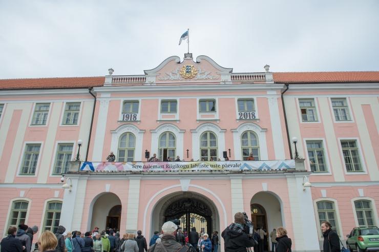 VIDEO JA GALERII: Riigikogu 100. sünnipäeva lahtiste uste päeval käis pea 3000 külalist