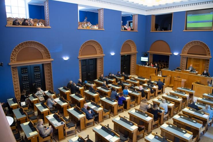 Riigikogus kogunes metsavendluse traditsiooni hoidmise toetusrühm