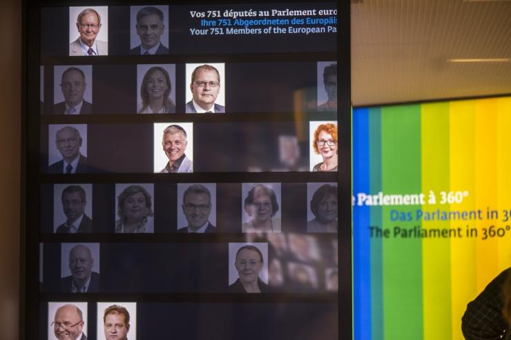 Täna valitakse Euroopa Parlamenti