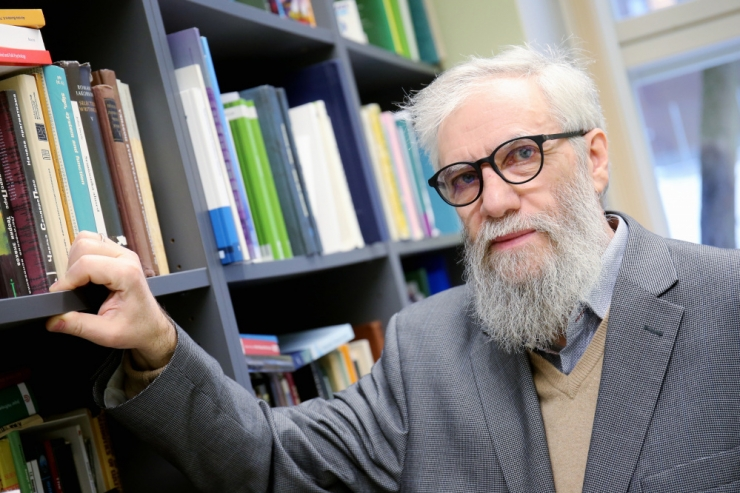 Mihhail Lotman: hoian arstidest eemale
