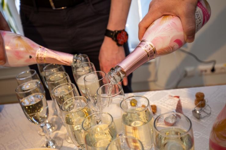 Marje Josing: hea uudis on, et ostujõu suurenemisele vaatamata ei ole alkoholi tarbimine kasvanud