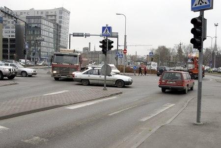 Jõe, Lootsi ja Ahtri tänavate ristmikel suletakse liiklus