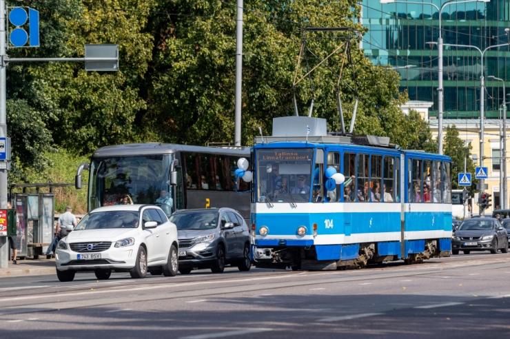 VAATA OTSE KELL 10: Tallinna Liikuvuskava 2035 konverents tutvustab linna liikuvuse strateegiat