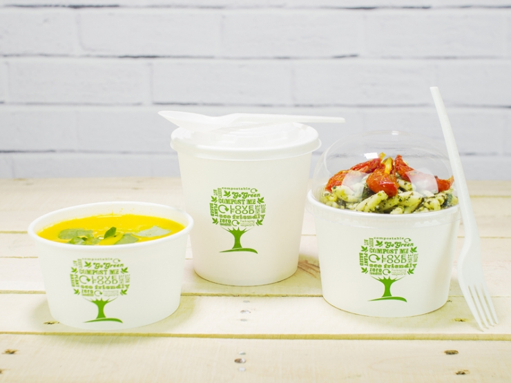 R-Kiosk asendas plastikust nõud ja söögiriistad biolagunevatega