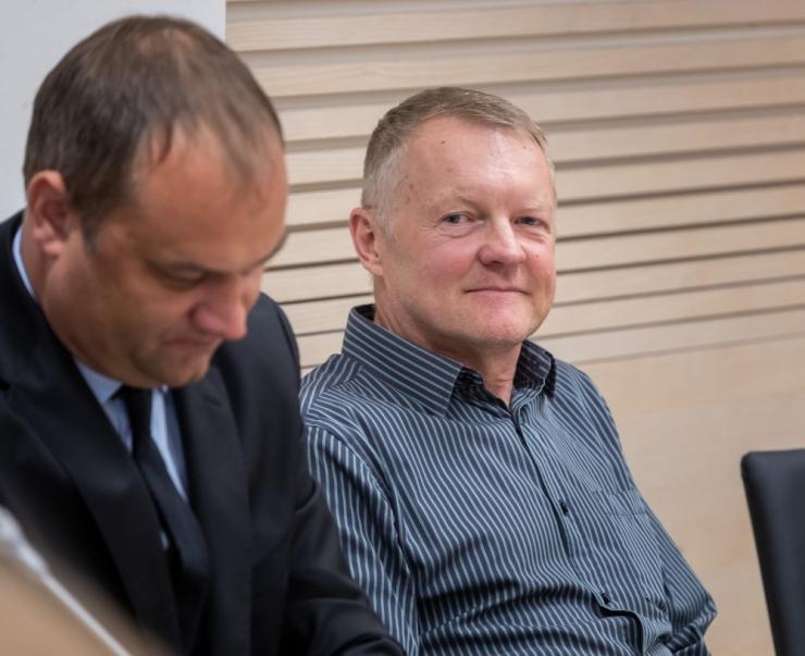 Üks Tallinna Sadama süüasja osalistest sai tingimisi vangistuse