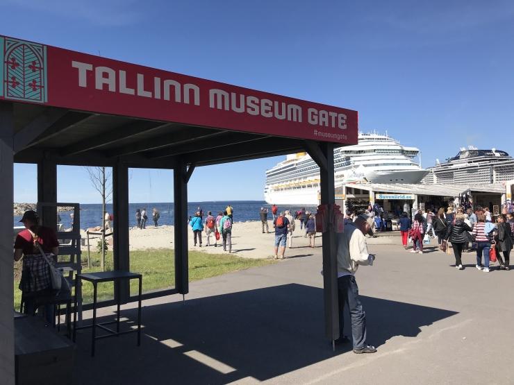 Tallinnas tervitavad kruiisituriste muuseumid