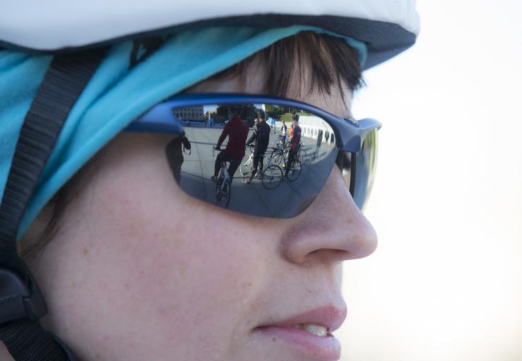 Optometrist selgitab: väljas sportides on oluline kaitsta ka silmi