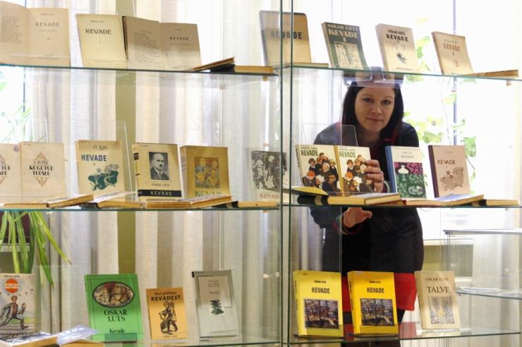 Eesti Kirjandusmuuseumis avati esimene väliseesti näitus