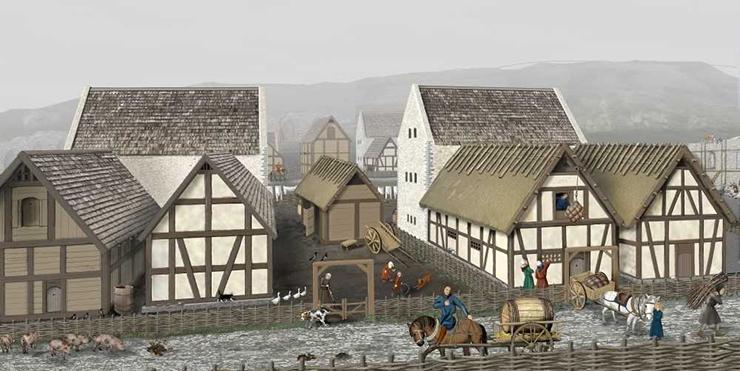 TALLINN 800: Härjapea linnuses  võisid inimesed elada aastaringselt