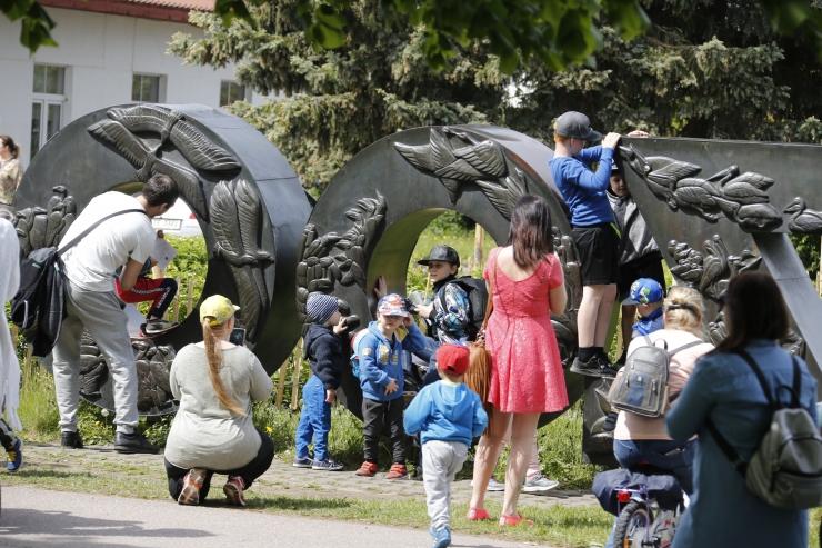 GALERII! Elevust täis lastekaitsepäev Tallinna loomaaias