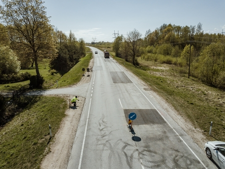 Taristu- ja teeremont muudab alates esmaspäevast liikluskorraldust