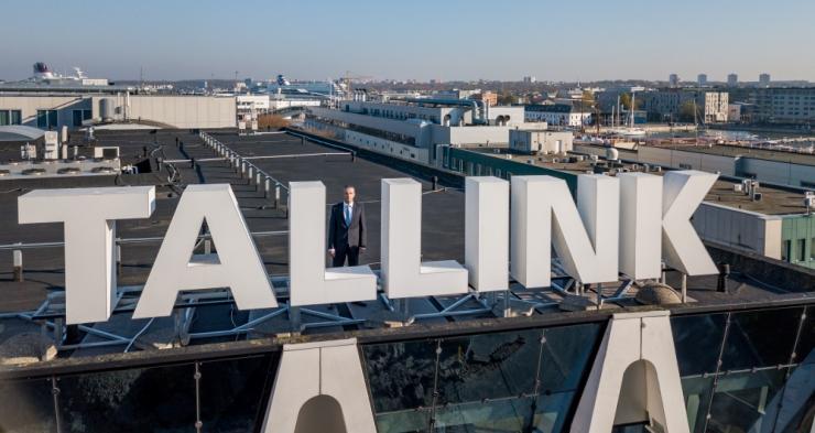Tallink avab Muuga-Vuosaari liini ka sõidukiga tavareisijatele